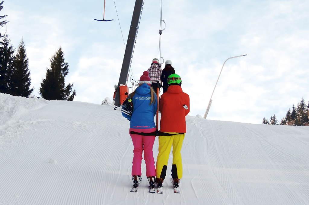 ski lift skiing snowboarding - photo #19