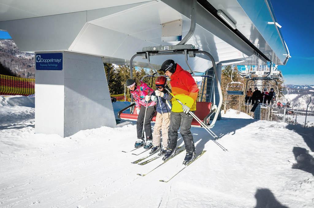 ski lift skiing snowboarding - photo #24
